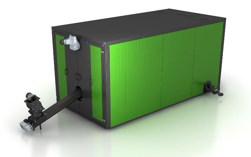 RHK-AK Biomass Firing Plants /